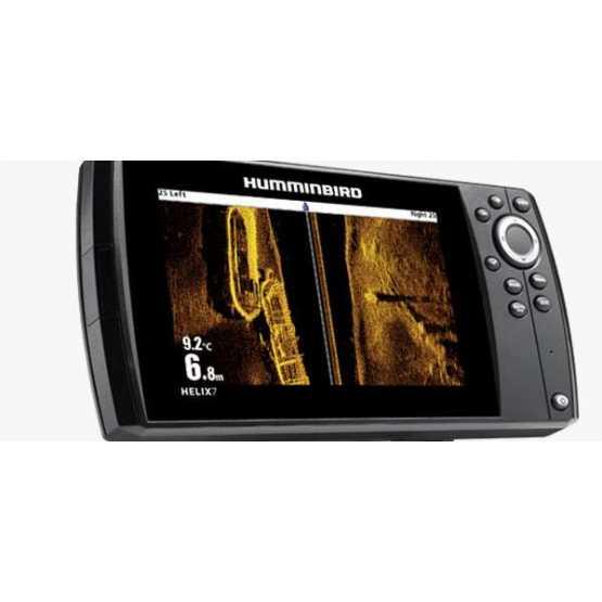 Эхолот/картплоттер Humminbird Helix 7х CHIRP SI GPS G2