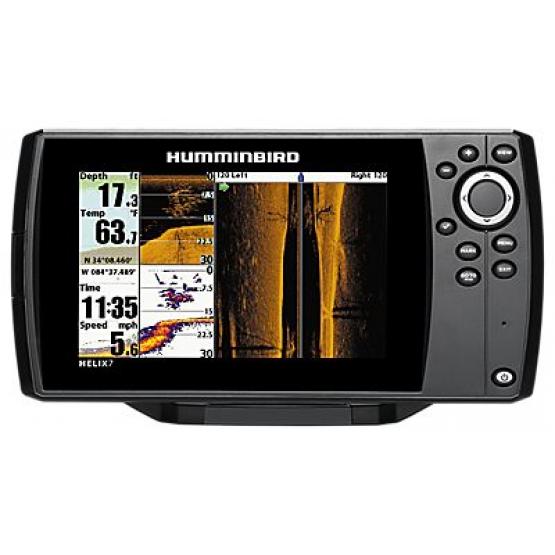 Ехолот/картплоттер Humminbird Helix 7х CHIRP SI GPS G2