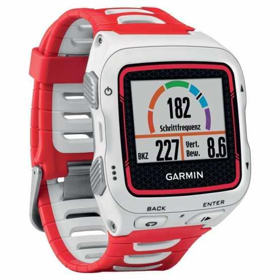 Часы для триатлона Garmin Forerunner 920XT White & Red (010-01174-11)