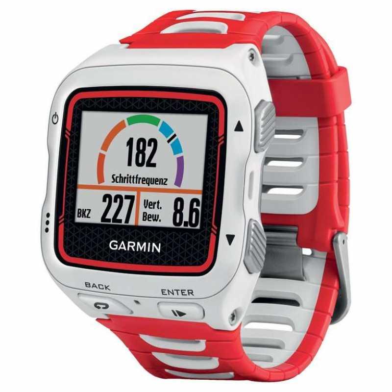 Часы для триатлона Garmin Forerunner 920XT White & Red Bundle (010-01174-31)