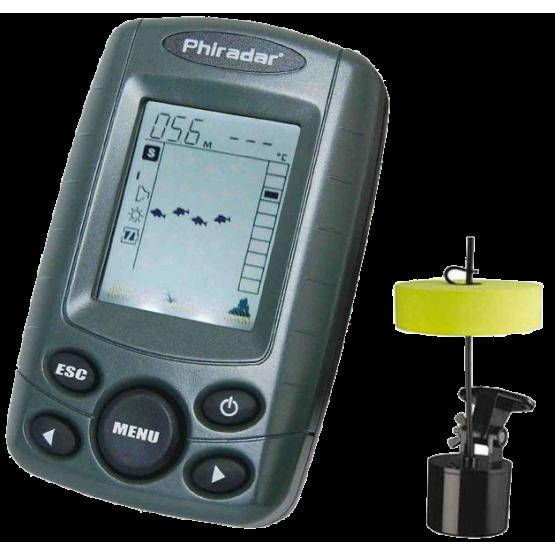 Переносной эхолот Phiradar FF108