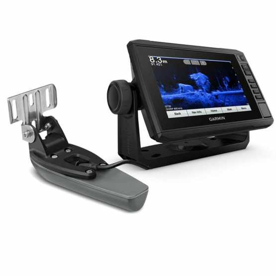 Эхолот/картплоттер Garmin ECHOMAP Plus 72cv With Transducer (010-01892-01)