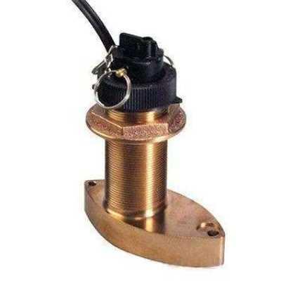 Сквозной бронза датчик для Lowrance ThruHull-DST B744V датчик сквозной бронза