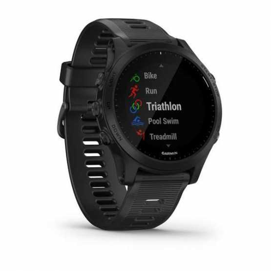 Спортивні годинник Forerunner 945 Black Watch Only (010-02063-01)