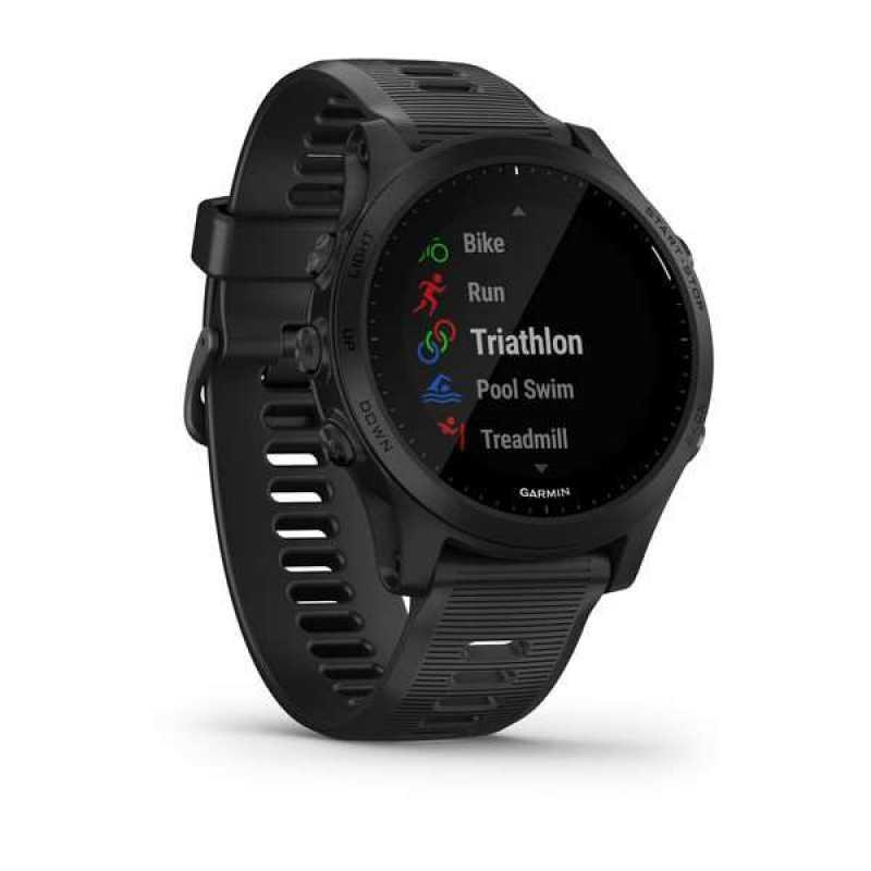 Спортивні годинник Forerunner 945 Black Watch Only (010-02063-00)