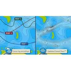 Морські та річкові навігаційні карти, SonarCharts Navionics+