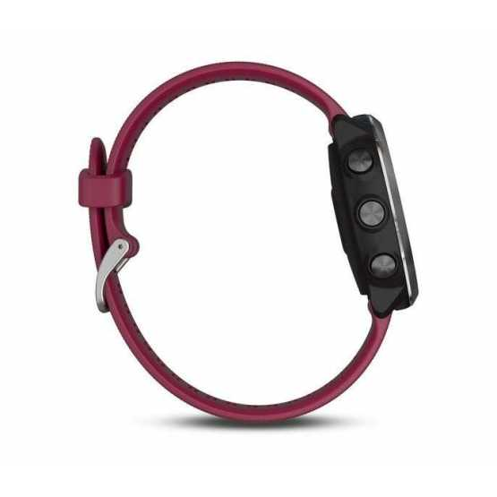 Часы для бега Garmin Forerunner 645 Music, GPS, EU/PAC, Cerise (010-01863-31)
