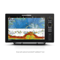 Эхолот Humminbird SOLIX 12x CHIRP MEGA SI GPS