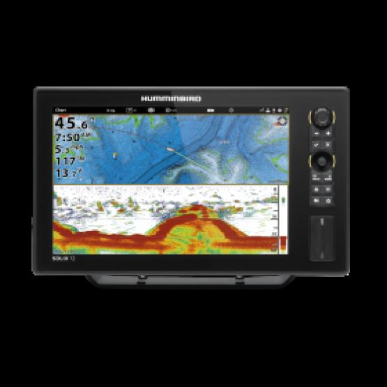 Эхолот/картплоттер Humminbird SOLIX 12x CHIRP MEGA SI GPS (SOLIX12x)