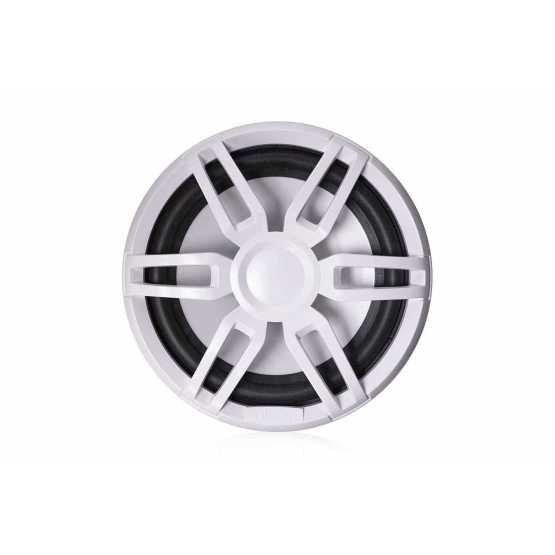 """Морські колонки (сабвуфери) Fusion XS-SL10SPGW 10"""" серії XS Sports з LED-підсвіткою, сірі/білі (010-02198-20)"""