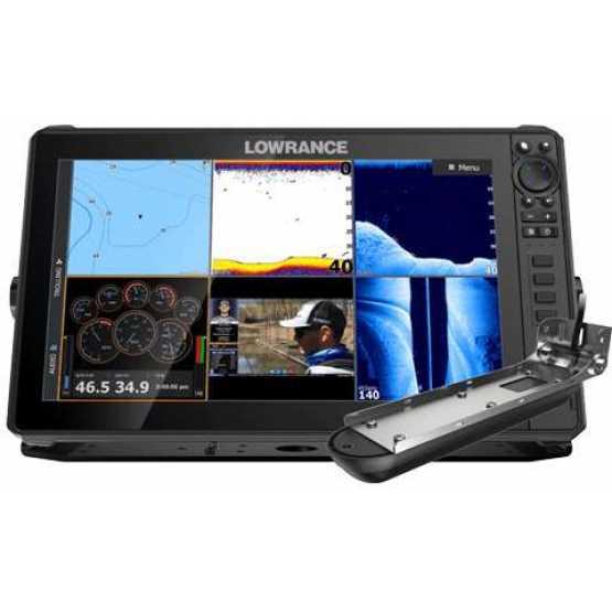 Ехолот картплоттер Lowrance HDS 16 Live Active Imaging 3-1 (000-14437-001)