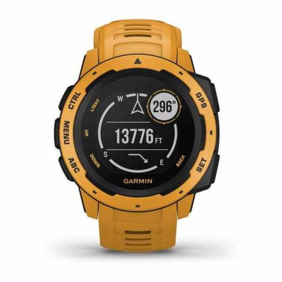 Спортивные часы Garmin Instinct Sunburst (010-02064-03)