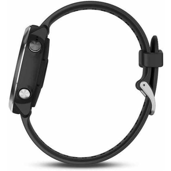 Часы для бега Garmin Forerunner 645, GPS, EU/PAC, Black (010-01863-10)