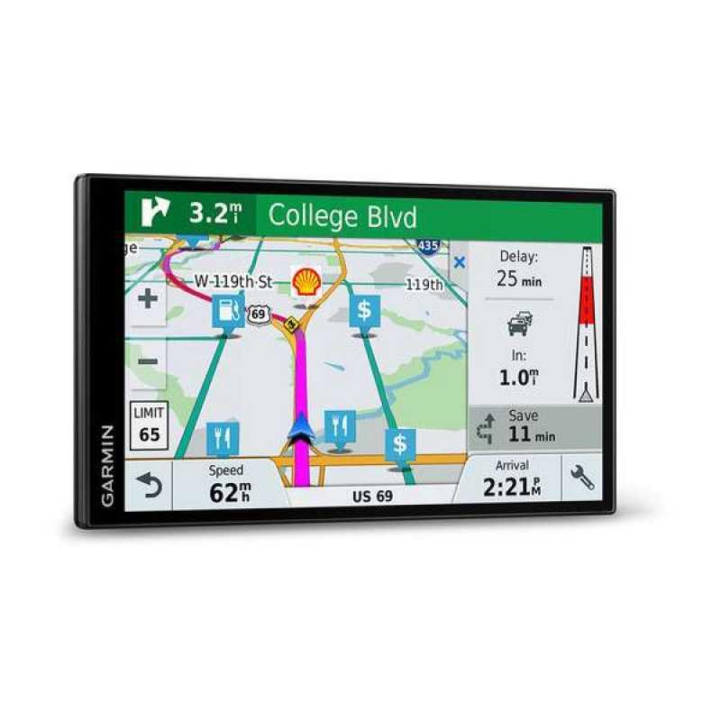 Автомобильный навигатор Garmin DriveSmart 61 EU LMT-S (010-01681-17)