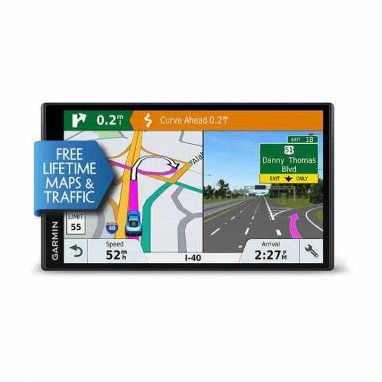 Автомобільний навігатор Garmin DriveSmart 61 EU LMT (010-01681-17)