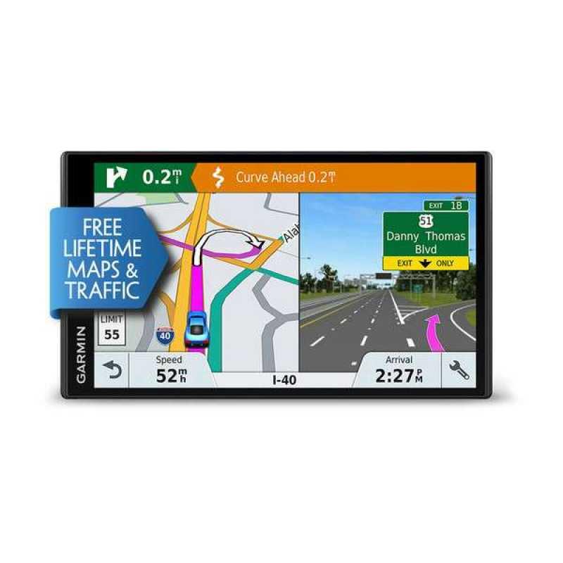 Garmin DriveSmart 61 EU LMT