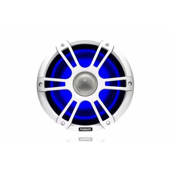 """Морские коаксильные колонки Fusion серии Signature SG-FL88SPW 8.8"""" 330 Вт, с LED-подсветкой, белые (010-01826-00)"""