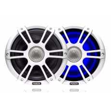 Морські коаксильні колонки Fusion серії Signature SG-FL88SPW 8.8'' 330 Вт, з LED-підсвіткою, білі