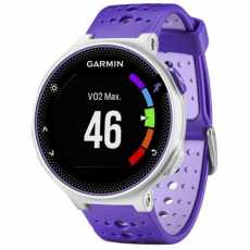 Garmin Forerunner 230, GPS, EU, Purple & White