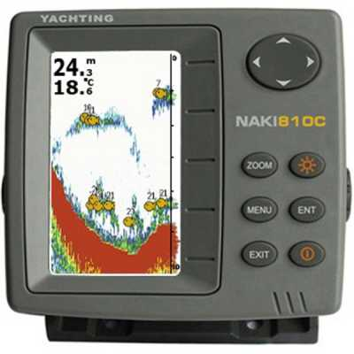 NAKI 810C цветной