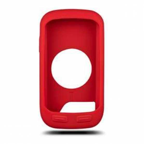 Силиконовый чехол для Garmin Edge 1000 Red (010-12026-01)