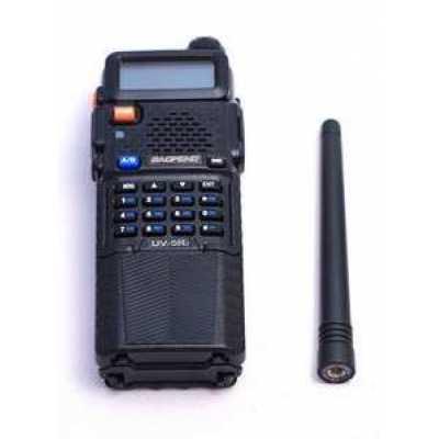 Рація Baofeng UV-5R (3800 маг) 8 Вт батарея