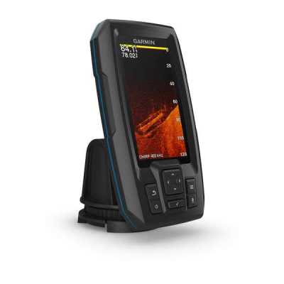 Эхолот Garmin Striker Plus 4cv, Worldwide w/GT20