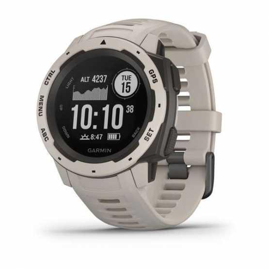 Годинник для мультиспорту Garmin Instinct Monterra Tundra (010-02064-01)