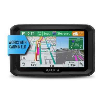 Вантажний навігатор Garmin Dezl 580 LMT-D, GPS