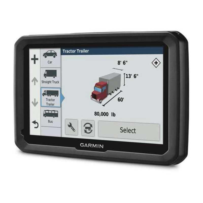Грузовой навигатор Garmin Dezl 580 LMT-D, GPS (010-01858-13)
