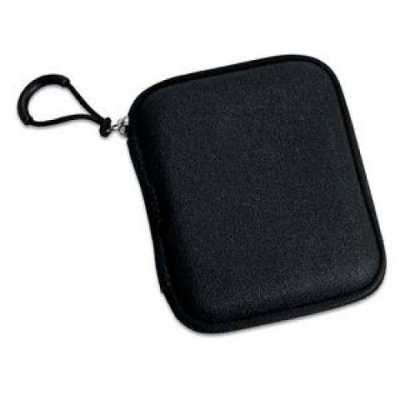 Чехол кожаный, черный для Nuvi 5XX