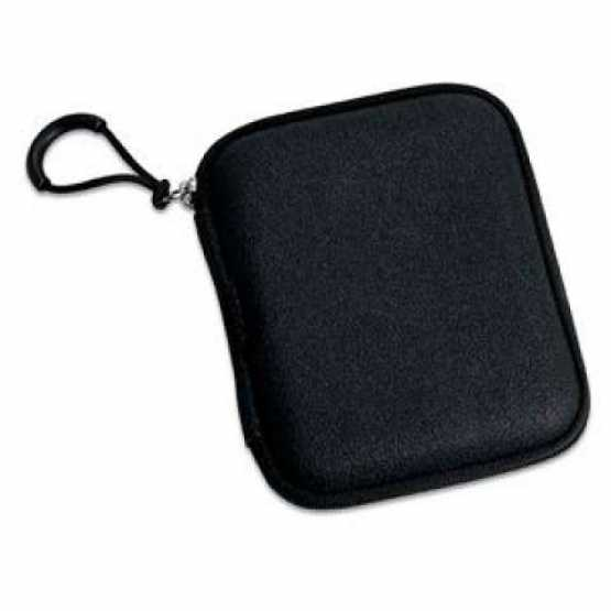 Чехол кожаный, черный для Nuvi 5XX (010-11143-02)