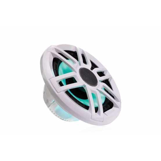 """Морські колонки Fusion XS-FL77SPGW серії XS 7.7"""" 240 Вт, з LED-підсвіткою, сірі (010-02197-20)"""
