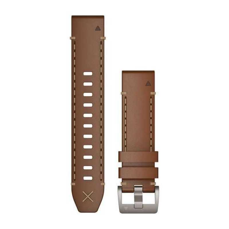 Ремешок для Garmin MARQ Italian Vacchetta Leather