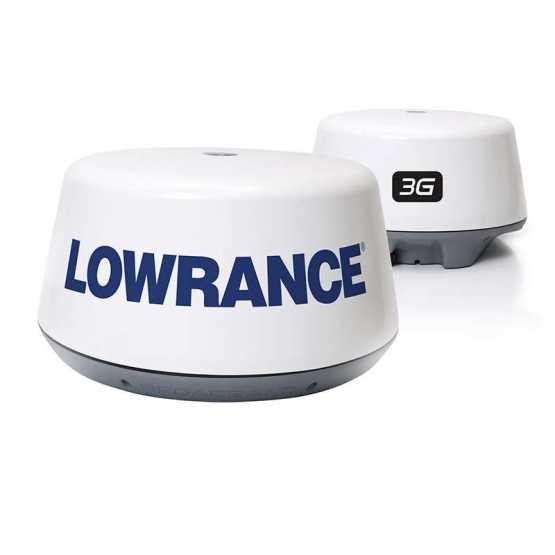 Морской Радар Lowrance Broadband Radar 3G  (000-10418-001)
