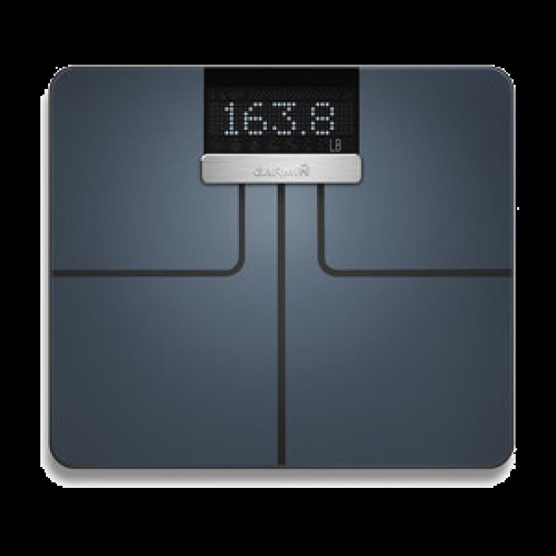 Интеллектуальные весы Garmin Index Smart Scale, Black (010-01591-10)