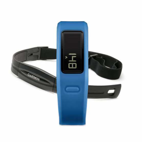 Фитнес браслет Garmin Vivofit Blue (010-01225-04)