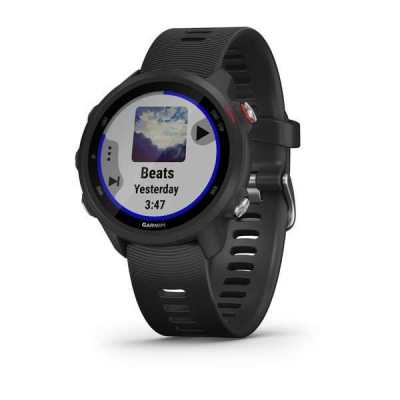 Годинник Garmin Forerunner 245 Black Music