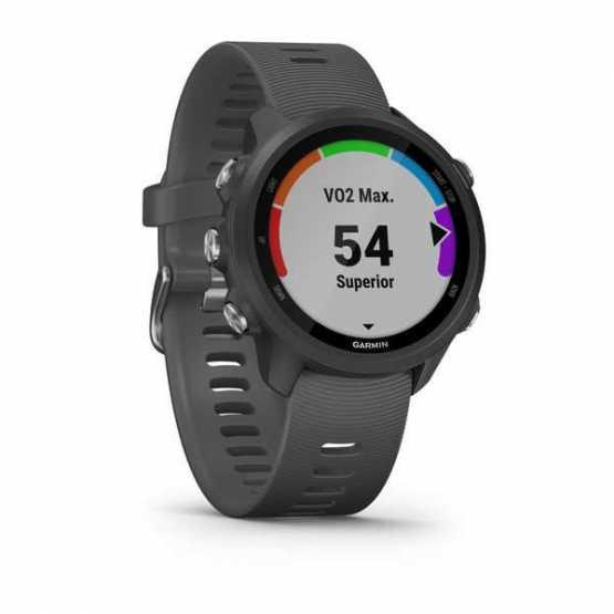 Спортивные часы Forerunner 245 Slate Gray (010-02120-10)