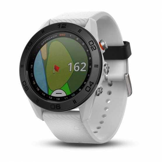 Часы для гольфа Garmin Approach S60 - White  (010-01702-01)