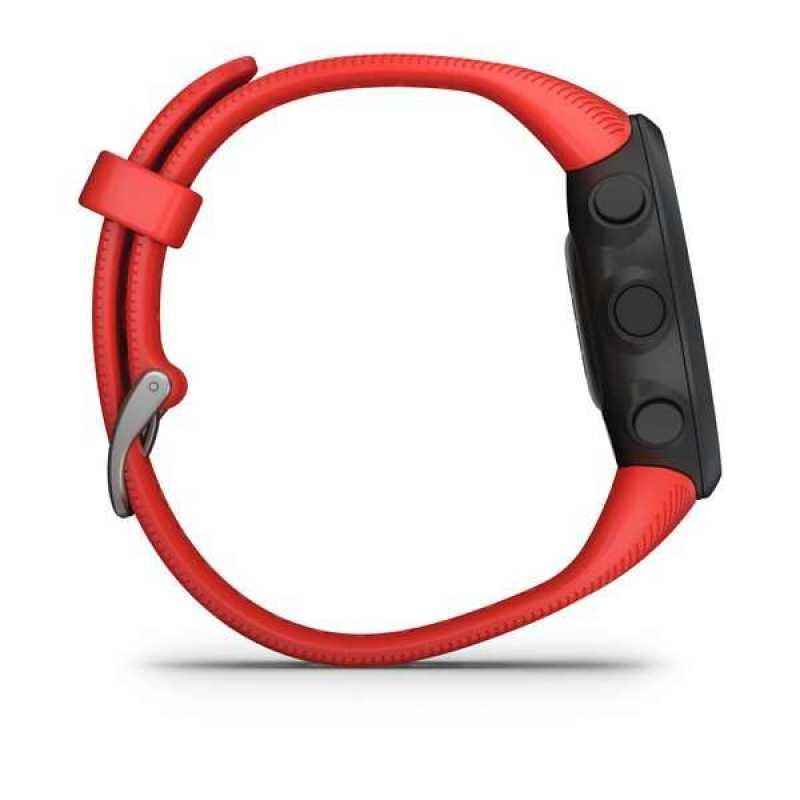 Спортивні годинник Forerunner 45 Lava Red (010-02156-06)