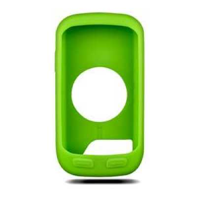Силиконовый чехол для Garmin Edge 1000 Green
