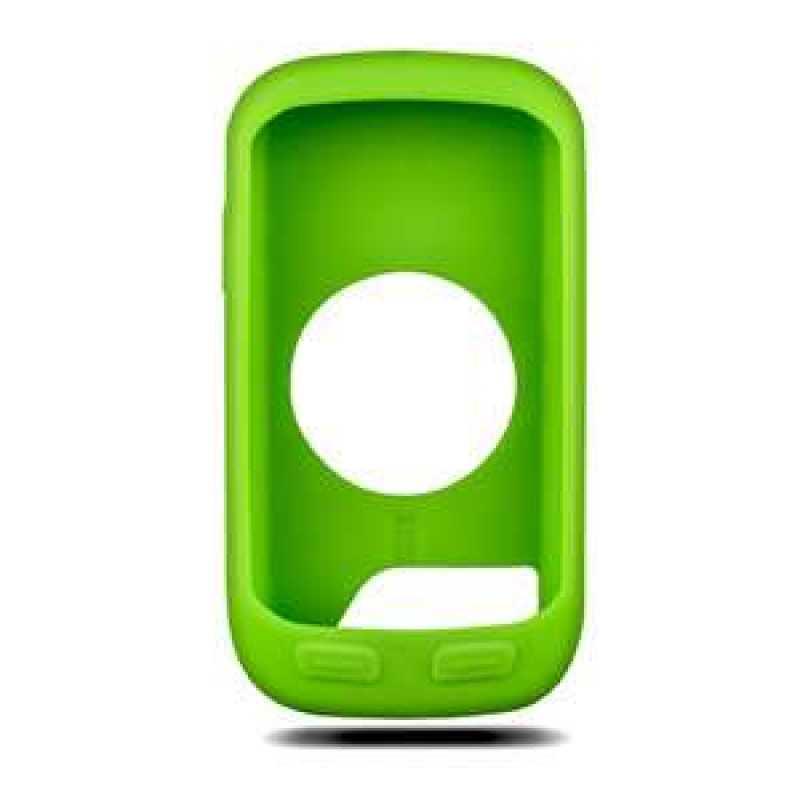 Силиконовый чехол для Garmin Edge 1000 Green (010-12026-03)