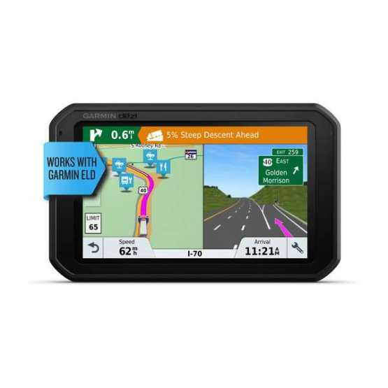 Грузовой навигатор Garmin Dezl 780 FullEU LMT-D, GPS (010-01855-10)