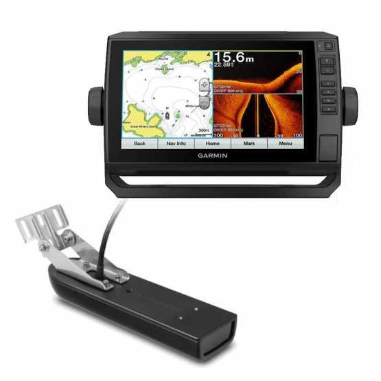 Ехолот/картплоттер Garmin ECHOMAP Plus 92sv With Transducer (010-01900-01)