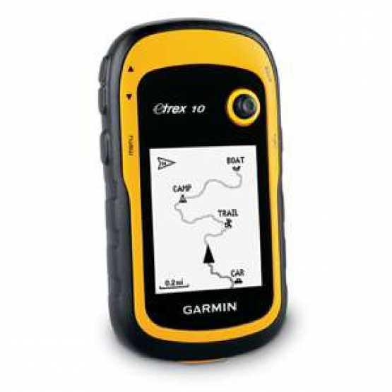 Портативний навігатор Garmin eTrex 10 (010-00970-01)