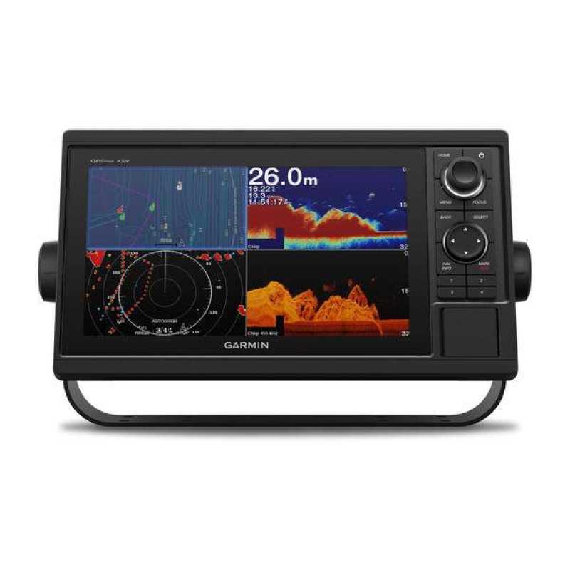 Эхолот Garmin GPSMAP 1022xsv, Worldwide