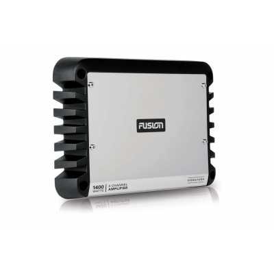 4-канальный усилитель Fusion Signature SG-DA41400 для акустических систем и колонок FUSION Signature