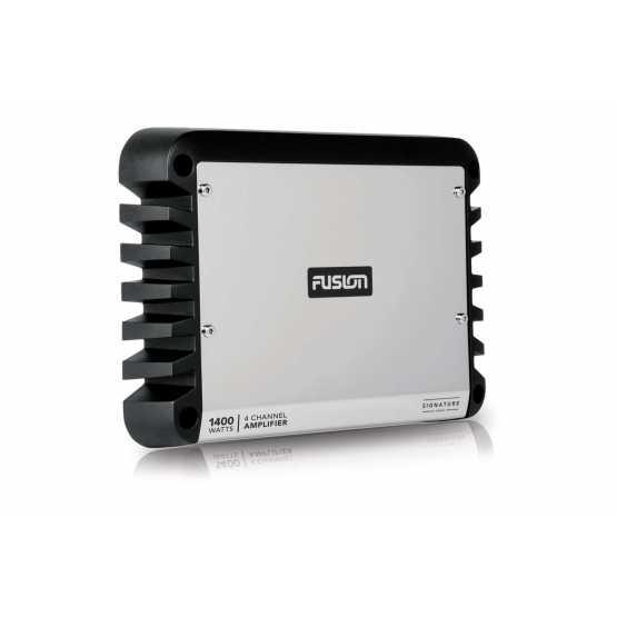 4-канальный усилитель Fusion Signature SG-DA41400 для акустических систем и колонок FUSION Signature (010-01969-00)