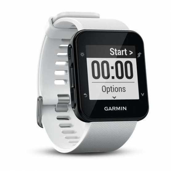 Часы для бега Garmin Forerunner 35 White (010-01689-13)